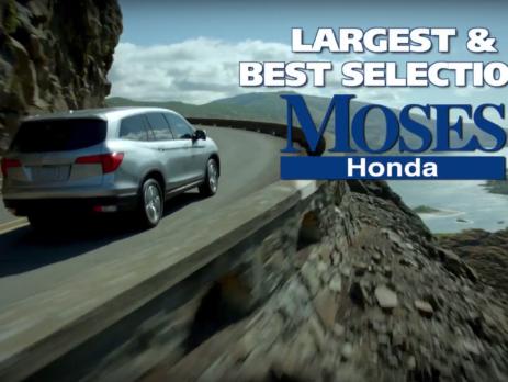 Moses Honda Huntington WV Video Production Car Dealer Advertising Cucumber & Company
